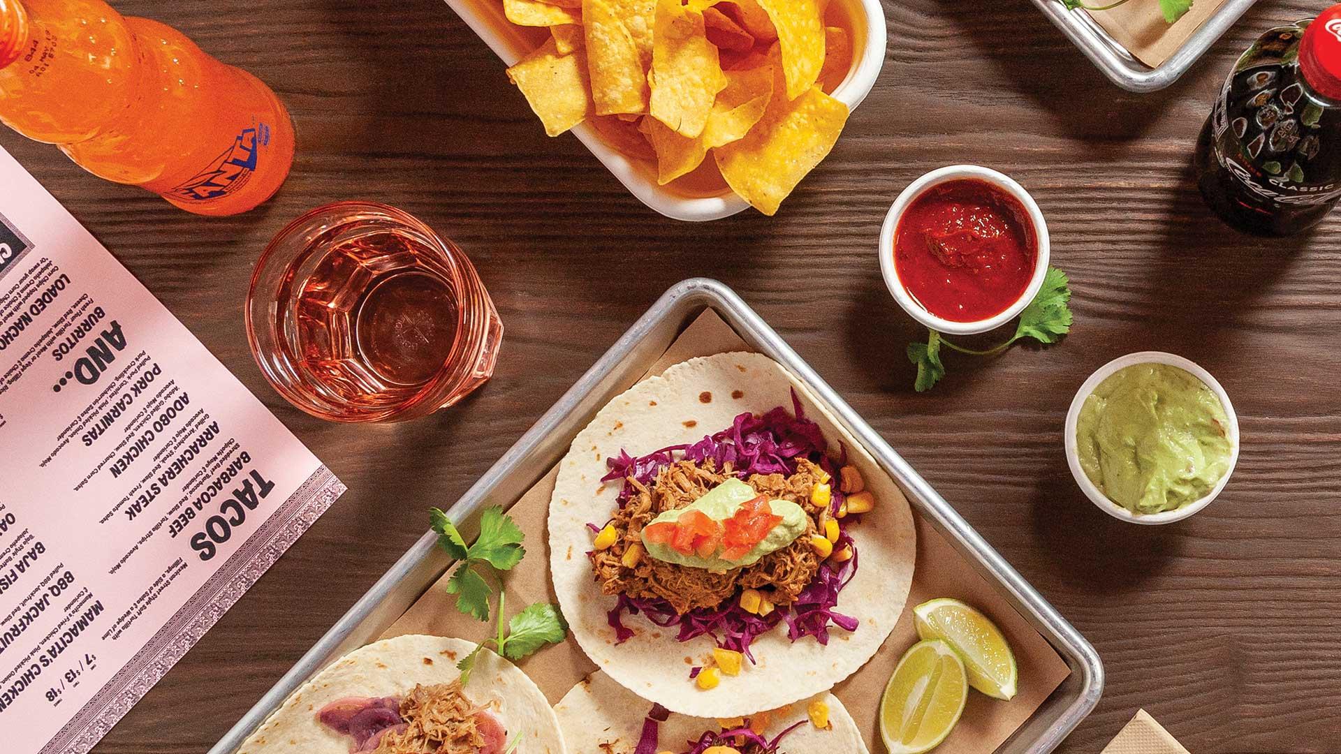 Mamacita Taqueria Food Photography